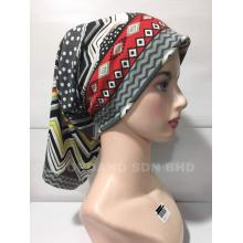 ANAK TUDUNG COTTON SYRIA LONG PRINT