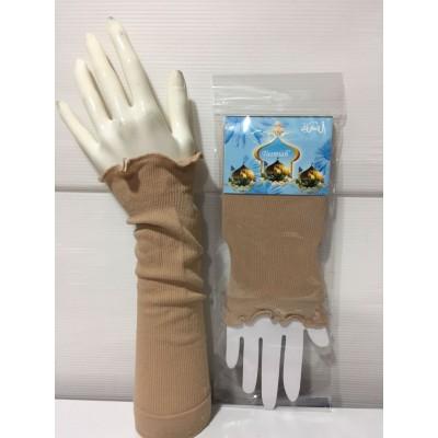 HAND SOCKS TASMIAH SHORT ZIGZAG