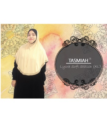 TASMIAH XL SOFT STITCH