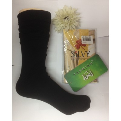 SILVY OPAQUE SOCKS